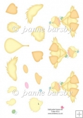 Yellow Duckie Paper Picing Sheet