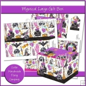 Mystical Large Gift Box