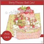 Berry Precious Shelf Card