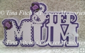 Step Mum Card, SVG, MTC, SCAL, CRICUT, CAMEO, ScanNCut