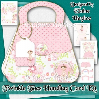Twinkletoes Handbag Card Kit