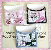 Cottage Chic Cookie Pouches
