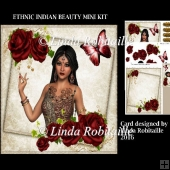 Ethnic Indian Beauty Mini Kit