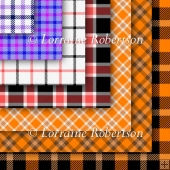 Tartan Backing Papers