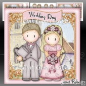 Wedding Day Mini Kit