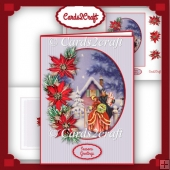 Christmas card freebie