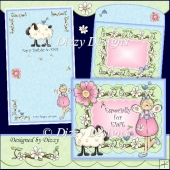 Angel Antics Especially for EWE