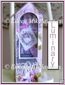 French Mademoiselle Luminary Kit with Directions