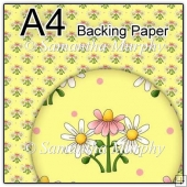 ref1_bp610 - Yellow Daisy Flowers