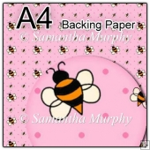 ref1_bp237 - Pink Orange Bees