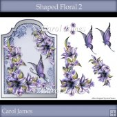 Shaped - Floral 2