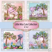 Little Miss Cute Collection