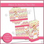Believe In Unicorns Pencil Box