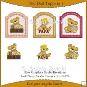 TED DAD TOPPERS 1