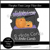 Pumpkin Patch Large Pillow Box