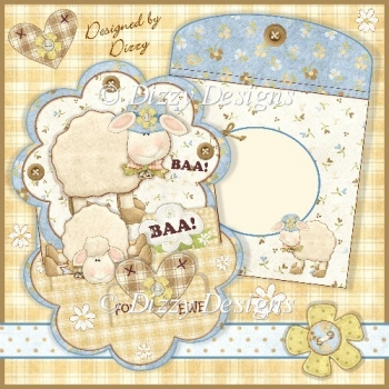 BAA! - For EWE - Tableau Easel Style Card