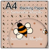 ref1_bp221 - Brown Orange Bees
