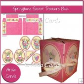 Springtime Secret Treasure Box