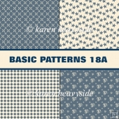 Basic Patterns Pack 18A