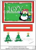 Christmas Joy Slider Sheet