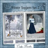Winter Toppers Set 2