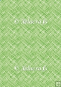 Weave/Brush Pattern Green