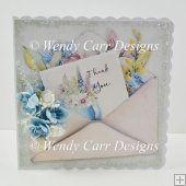 PRETTY ENVELOPE CARD