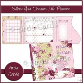 Follow Your Dreams Life Planner