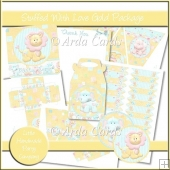 Stuffed With Love Gold Party Package
