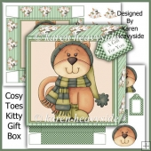 CozytoesKitty Gift Box