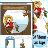 8x8 Fisherman Topper