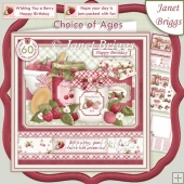 YOU'RE WELL PRESERVED Jam Decoupage Ages & Insert Kit