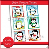 Baby Penguin Toppers