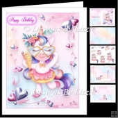 Ice Cream Unicorn Princess Mini Kit