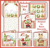 Hohoho Card Kits