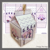 Sugarplum Fairy Milk Carton