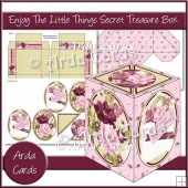 Enjoy The Little Things Secret Treasure Box