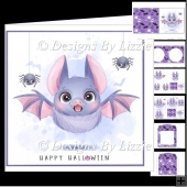 Little Bat Halloween Mini Kit