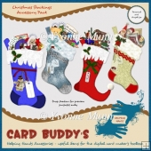 Christmas Stockings Accessory Pack