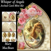 Whisper of Angels - Arched Card Mini Kit