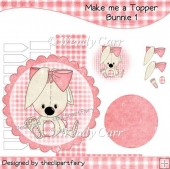 Make me a Topper - Bunnie 1(Retiring in August)