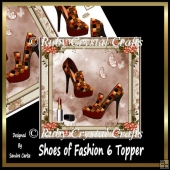 Shoes of Fashion 6 Topper