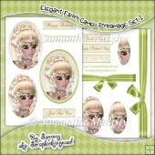 Elegant Fairy Cameo Pyramage Set 1