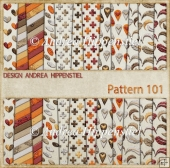 Backing Paper Pattern 101