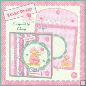Lucky Ducky Card Kit