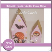 Halloween Cuties Haunted House Boxes