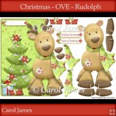 Christmas - Over The Edge - Rudolph
