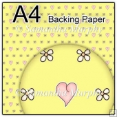 ref1_bp450 - Yellow Flowers Hearts