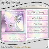 Fairy Princess Easel Panels