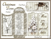 Christmas Times Greeting Card Set